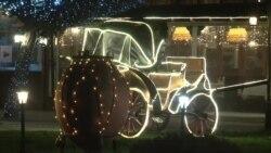 Охрид во новогодишно руво
