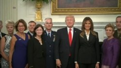 Trump Talks of 'Calm Before the Storm' During Photo Op with US Generals