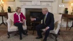 英首相說,如果不能在10月15日前達成協議,英國將退出脫歐談判