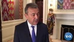 Senator Safayev: US-Uzbekistan priorities, business and freedom