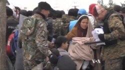 Despite Fiery Rhetoric, Syrian Refugees Arrive in US
