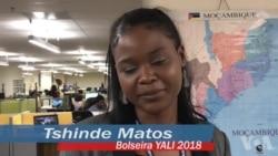 Tshinde Matos desafia os africanos a serem unidos
