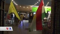 Muzîkvanên Amerîkî li Houstonê Şeva Piştgirîya Rojava Dar Xistin