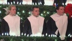 Estudiantes dan vida a árbol cantor