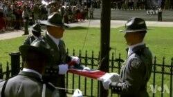 南卡罗莱纳州政府降下邦联旗帜