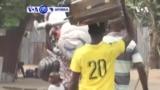 VOA60 AFIRKA: A Nigeria, sojojin ruwan kasar sun tada mutane 10,000 dake zama a wani yanki dake bakin ruwa