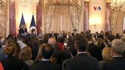 EE.UU. premia a hispana por lucha contra tráfico humano