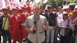 """Venezuela: oficialistas repudian presunto """"golpe parlamentario"""""""