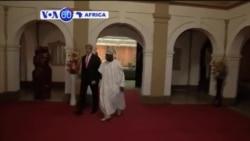 VOA60 Afirka: Amurka Zata Cigaba da Taimakawa Najeriya Domin Yakar Boko Haram, Najeriya, Janairu 26, 2015
