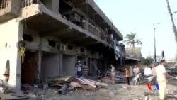 2014-10-01 美國之音視頻新聞: 伊拉克今年已有一萬多人死於暴力