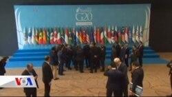 G20 Zirvesinin Gündemi