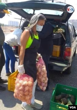Madres venezolanas celebraron su día aportando a los más vulnerables.