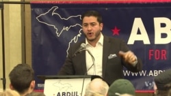 El-Sayed Wants to Become Michigan's First Muslim American Governor