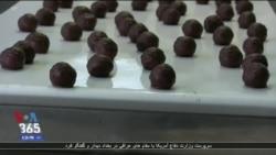 افزایش طرفداران شکلاتهای دست ساز بخصوص در آستانه ولنتاین یا روز عشاق