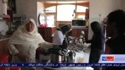 چایخانۀ تحت مدیریت زنان در بامیان