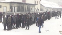 Migrants at Risk as Extreme Cold Strikes Southeast Europe