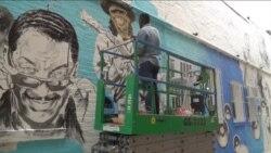 Murali u glavnom gradu SAD