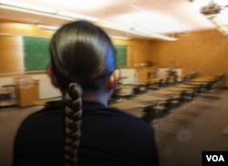 Many schools on Indian Reservations are closed during the COVID-19 pandemic, leaving children isolated at home.