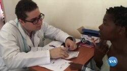 Doentes em Nampula tratados por médicos de todo o mundo
