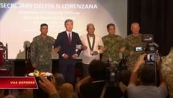 Mỹ-Philippines tập trận 'vai kề vai'
