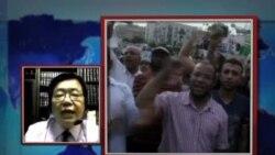 VOA连线:军方最后期限逼近 埃及局势引发关注