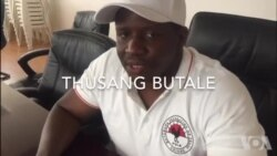 Botswana Trade Unionists Protest Over Victimization of Workers And Others People Zimbabwe