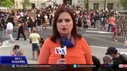 SHBA: Protesta masive në Uashington dhe qytete të tjera për drejtësi sociale