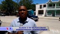 Fò-Libète: Moun nan Katye Saint Joseph Ap Plenyen Paske yo Pa Gen Latrin pou Fè Bezwen yo