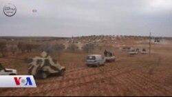 Rola Tirkiyê di Şerên Sûrîyê de