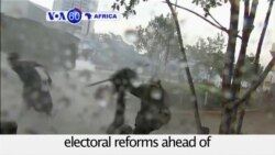 VOA60 Africa - Kenya Sees 3rd Week of Anti-Electoral Commission Rallies