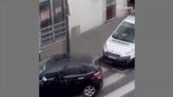 Nuevo video de tiroteo en París