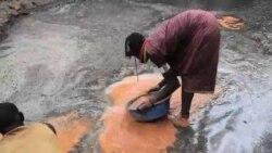 看天下: 南苏丹的淘金热