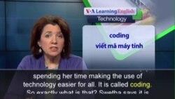 Phát âm chuẩn - Anh ngữ đặc biệt: Teen Coder (VOA)