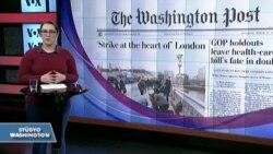 23 Mart Amerikan Basınından Özetler