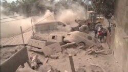 Zvaničnici u Gvatemali upozoravaju: Moguća nova erupcija