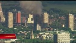 Hỏa hoạn London, ít nhất 12 người chết