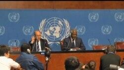 2012-07-01 美國之音視頻新聞: 聯合國通過敘利亞和平計劃