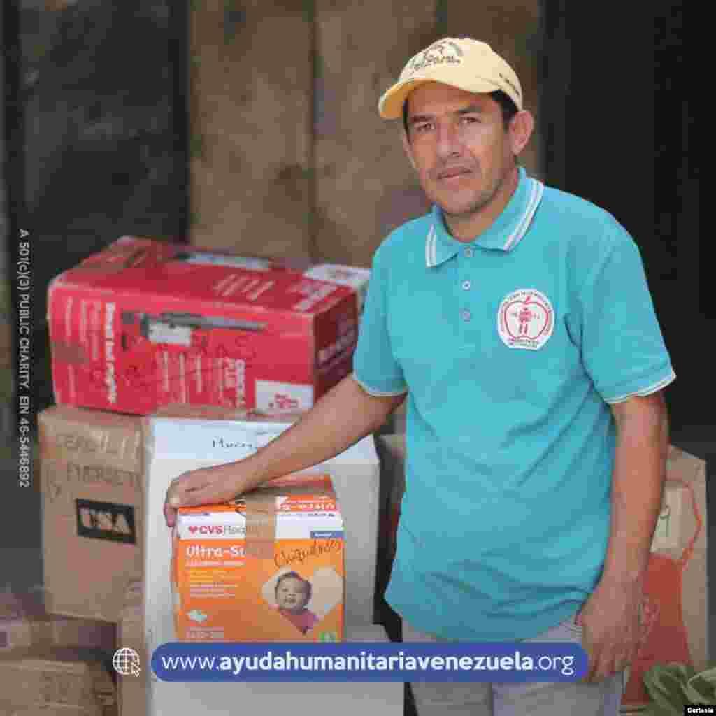 El Programa de Ayuda Humanitaria para Venezuela ha distribuido una gran cantidad de medicamentos en el país latinoamericano. [Foto: Cortesía PAHV]