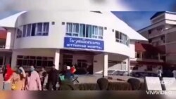 Video Related of Vaccination Covid 19 to continus in Laos 10-08-21