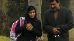 นักต่อสู้เพื่อการศึกษาและสิทธิเยาวชน Malala Yousafzai และ Kailash Satyarthi ได้รับรางวัลโนเบลสาขาสันติภาพปีนี้