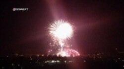Калифорния: 28 пострадавших в ходе праздничного фейерверка