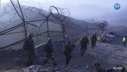 Kuzey-Güney Kore Sınırında Silah Sesleri