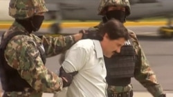Drug Lord 'El Chapo' Recaptured in Mexico