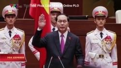 Chủ tịch nước VN tuyên thệ nhậm chức lần 2, hứa 'bảo vệ lãnh thổ'
