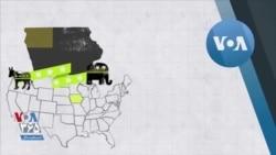 اینفوگرافیک | آن چه باید درباره گردهمایی حزبی آیووا بدانید