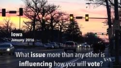 Iowa Voter Issues