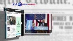 Manchetes Americanas 12 Julho: É oficial, Bernie Sanders apoia Hillary Clinton