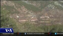 Dëmtimet në pyjet e Shqipërisë së veriut