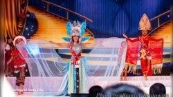 Ratu Kecantikan Miss Asia USA dari Indonesia