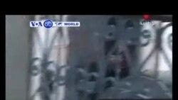 VOA60 DUNIYA: 'Yan Bindiga Sun Kashe Mutane 20 a Tunisiya, Maris 19, 2015